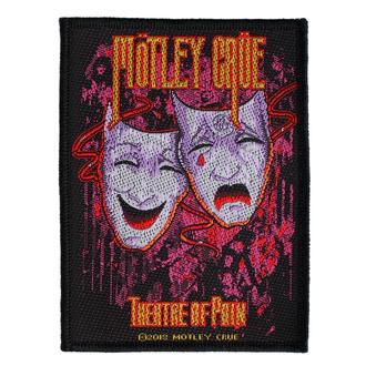 Patch Mötley Crüe - Theatre Of Pain - RAZAMATAZ - SP3007