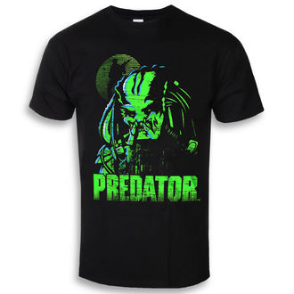 film t-shirt men's Predator - Black - HYBRIS - FOX-1-PRED001-H79-2-BK