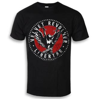 t-shirt metal men's Velvet Revolver - Libertad - HYBRIS, HYBRIS, Velvet Revolver
