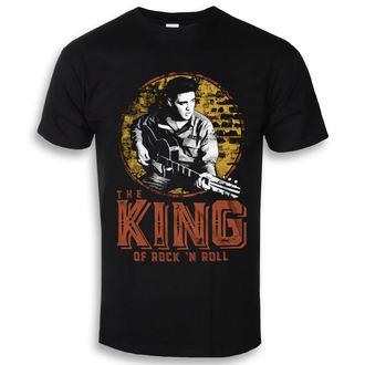 t-shirt metal men's Elvis Presley - The King Of Rock ´n Roll - HYBRIS, HYBRIS, Elvis Presley