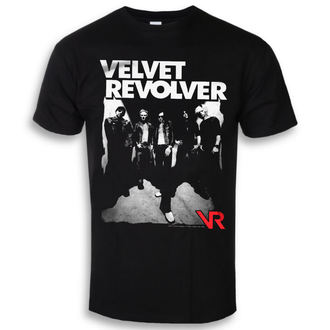 t-shirt metal men's Velvet Revolver - Black - HYBRIS, HYBRIS, Velvet Revolver