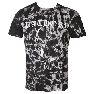 t-shirt metal men's Bathory - GOAT - PLASTIC HEAD, PLASTIC HEAD, Bathory