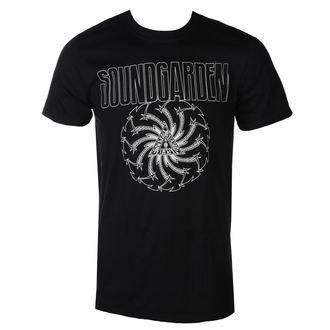 t-shirt metal men's Soundgarden - BLACK BLADE MOTOR FINGER - PLASTIC HEAD, PLASTIC HEAD, Soundgarden
