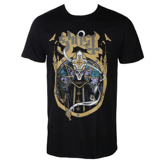 t-shirt metal men's Ghost - SATANAS SPES NOTRA - PLASTIC HEAD
