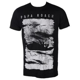 t-shirt metal men's Papa Roach - COCKROACH - PLASTIC HEAD, PLASTIC HEAD, Papa Roach