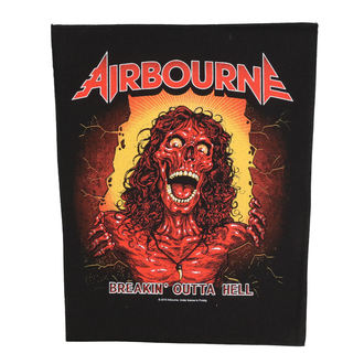 Patch DIO - Airbourne - Breakin - RAZAMATAZ, RAZAMATAZ, Dio