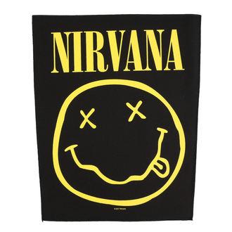 Large patch Nirvana - Smiley - RAZAMATAZ, RAZAMATAZ, Nirvana