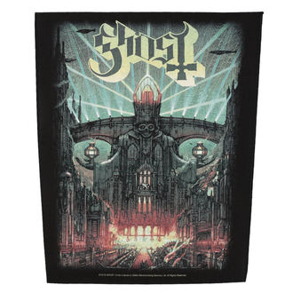patch large GHOST - MELIORA - RAZAMATAZ, RAZAMATAZ, Ghost