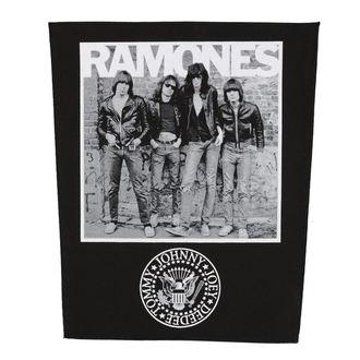 patch large RAMONES - 1976 - RAZAMATAZ, RAZAMATAZ, Ramones