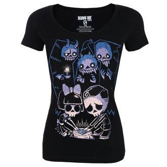t-shirt hardcore women's - Play With Spirits - Akumu Ink, Akumu Ink