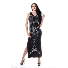 Dress Women's Heartless - VENLA - BLACK, HEARTLESS
