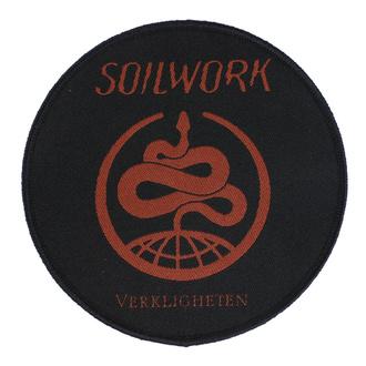 Patch SOILWORK - Verkligheten - NUCLEAR BLAST - 27628_ Patch