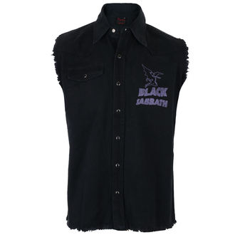 men's sleeveless shirt  (vest) BLACK SABBATH - LORD OF THIS WORLD - RAZAMATAZ, RAZAMATAZ, Black Sabbath