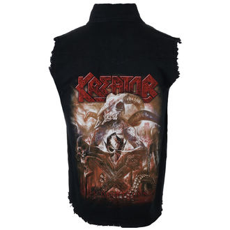 men's sleeveless shirt (vest) KREATOR - GODS OF VIOLENCE - RAZAMATAZ, RAZAMATAZ, Kreator