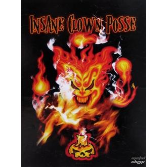 flag Insane Clown Posse HFL 0918, HEART ROCK, Insane Clown Posse
