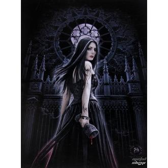 flag Anne Stokes - gothic Siren - HFL0975