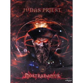 flag Judas Priest - Nostradamus - HFL0970
