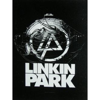 flag Linkin Park - Atomic Age, HEART ROCK, Linkin Park