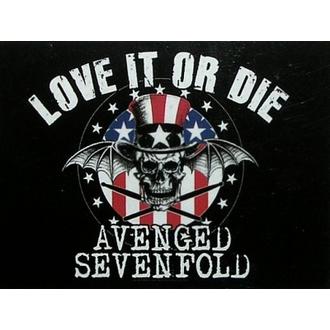 flag Avanged Sevenfold - Love it or Die - HFL0852