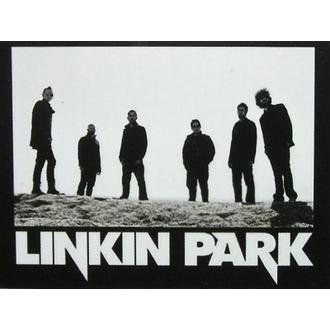 flag Linkin Park - Sandy Band, HEART ROCK, Linkin Park