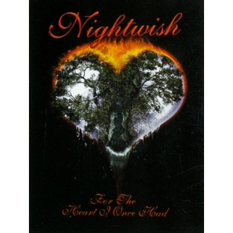flag Nightwish - For The Heart I Once Snake, HEART ROCK, Nightwish
