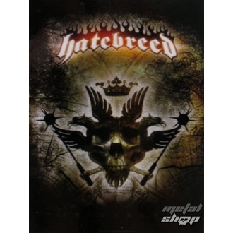 flag Hatebreed - Eagle, HEART ROCK, Hatebreed