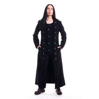 Coat Men's VIXXSIN - WALKER - BLACK, VIXXSIN