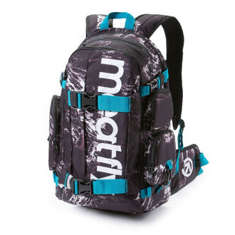 backpack MEATFLY - Wanderer 3 - C Waves, MEATFLY