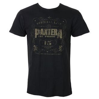 t-shirt metal men's Pantera - 101% Proof Vintage - ROCK OFF, ROCK OFF, Pantera