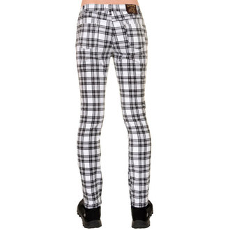 Pants (unisex) 3RDAND56th - CHECKED SKINNY JEANS - JM1455