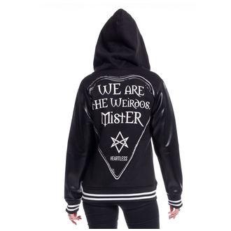 hoodie women's - WE ARE THE WEIRDOS - HEARTLESS, HEARTLESS
