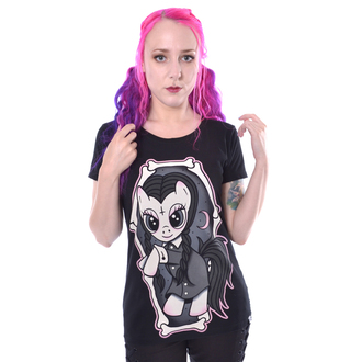 t-shirt women's - WEDNESDAY PONY - CUPCAKE CULT, CUPCAKE CULT