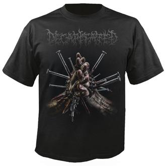 t-shirt metal men's Decapitated - Anticult - NUCLEAR BLAST, NUCLEAR BLAST, Decapitated