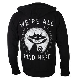 hoodie unisex - We're All Mad Here - Akumu Ink, Akumu Ink