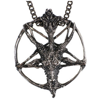 necklace Baphomet - PSY517