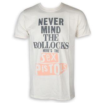 t-shirt metal men's Sex Pistols - Bollocks - ROCK OFF, ROCK OFF, Sex Pistols