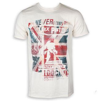 t-shirt metal men's Sex Pistols - 100 Club - ROCK OFF, ROCK OFF, Sex Pistols