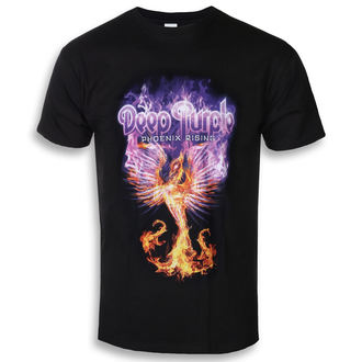 t-shirt metal men's Deep Purple - Pheonix Rising - ROCK OFF, ROCK OFF, Deep Purple