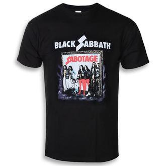 t-shirt metal men's Black Sabbath - Sabotage - ROCK OFF, ROCK OFF, Black Sabbath