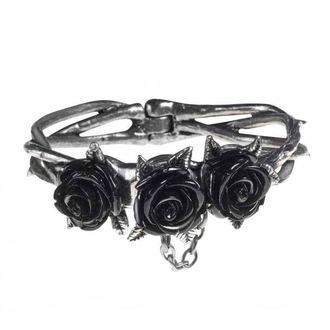 Bracelet ALCHEMY GOTHIC - Wild Black Rose, ALCHEMY GOTHIC