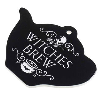 Wall decoration/ serving plate/ trivet ALCHEMY GOTHIC - Witches Brew, ALCHEMY GOTHIC
