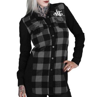 shirt women's HYRAW - GRISE - HY348