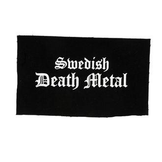 patch Swedish dead metal