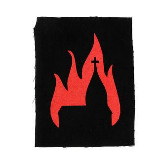 patch Burning church - Ns-075