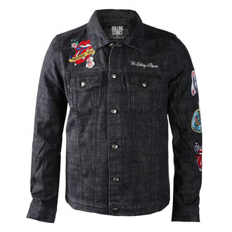 spring/fall jacket Rolling Stones - DRAGON DENIM - BRAVADO