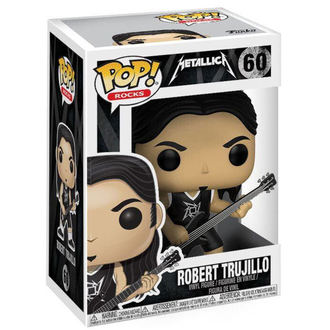figurine Metallica - Robert Trujillo - POP!, Metallica
