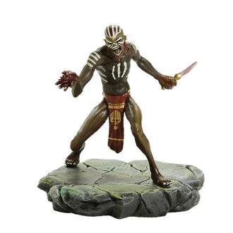 Figure Iron Maiden - Legacy of the Beast - Shaman Eddie, Iron Maiden