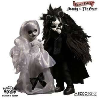 Doll - Living Dead Dolls - Scary Tales Beauty and the Beast, LIVING DEAD DOLLS