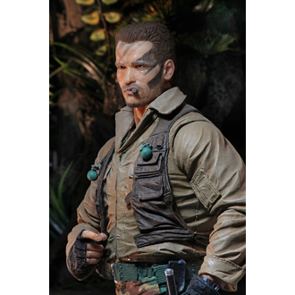 Action Figure Predator - 30th Anniversary - Jungle Extrction Dutch