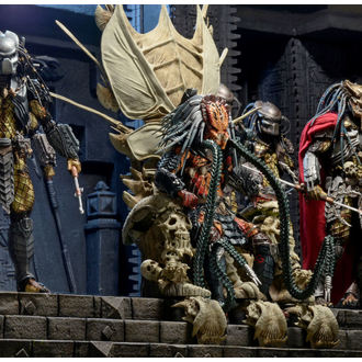 Statue/ Figure Predator - Diorama Bone Throne